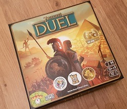 Top 12 Board Games For Couples 7 wonders duel box