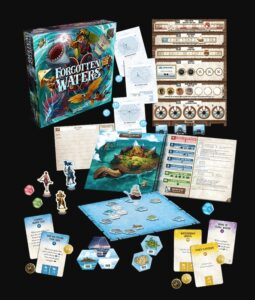 Best Pirate Board Games Forgotten Waters