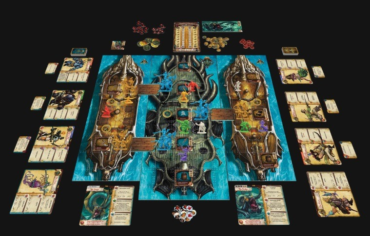 Best Pirate Board Games Rum Bones