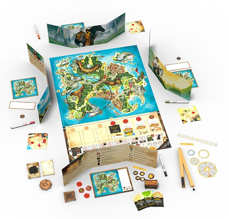 Best Pirate Board Games Treasure Island