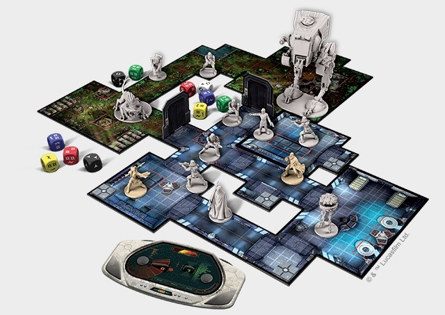best star wars board games star wars imperial assault board