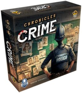 best detective board games chronicles of crime box