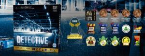 best detective board games detective a modern crime board game