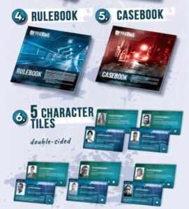 best detective board games detective a modern crime board gadetective a modern crime board game books characters