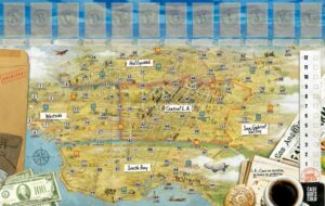 best detective board games detective city of angels map