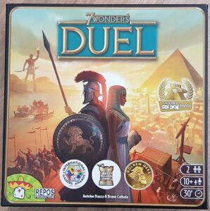 7 wonders duel review box