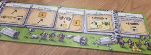 Caverna Cave vs Cave Review Action Board 1