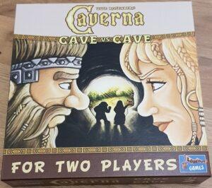 Caverna Cave vs Cave Review Box