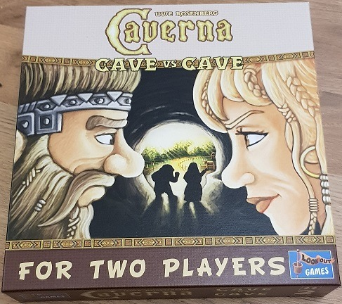 Caverna Cave vs Cave Review Box