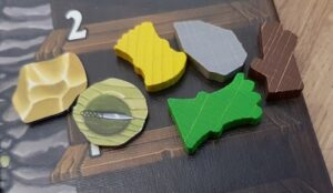 Caverna Cave vs Cave Review Wooden Markers
