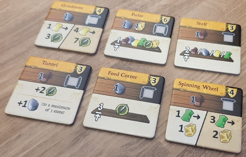 Caverna Cave vs Cave Review Starting Common Rooms