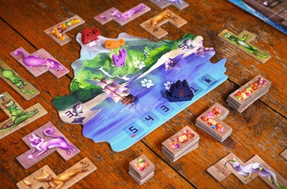 top 10 family board games the isle of cat island