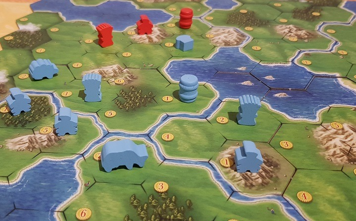why play board games clans of caledonia