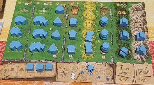 clans of caledonia review player board