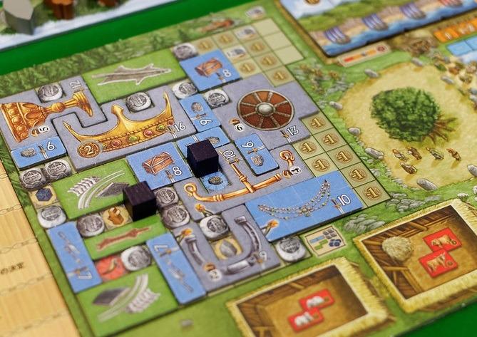 best viking board games a feast for odin player board