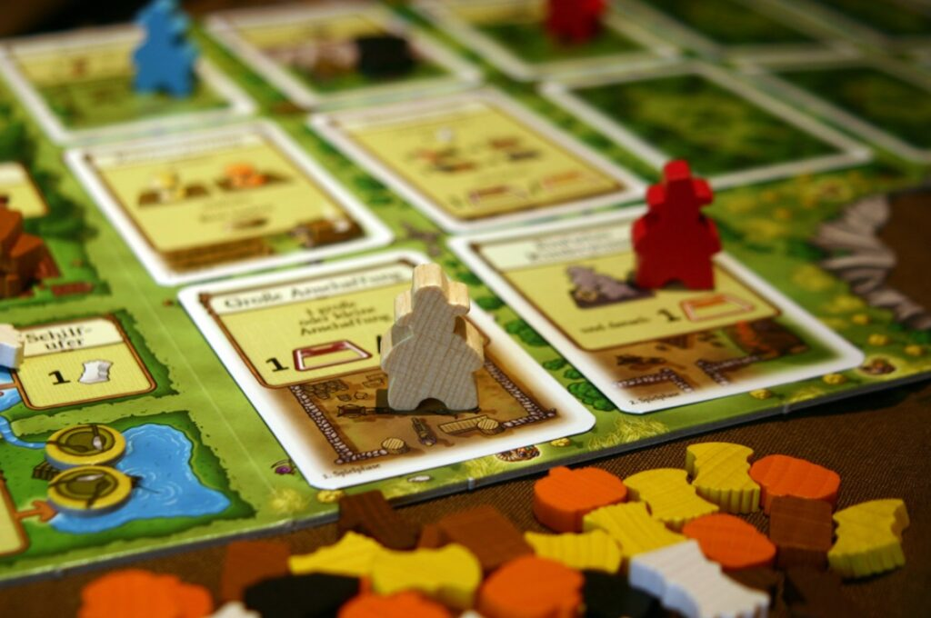 Agricola Revised Edition Board Game Review Sheep Workers