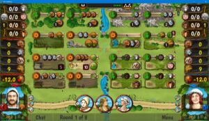 Agricola: All Creatures Big and Small - Review Action Board Digital Edition