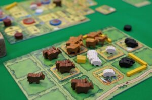 Agricola: All Creatures Big and Small - Review Player Board