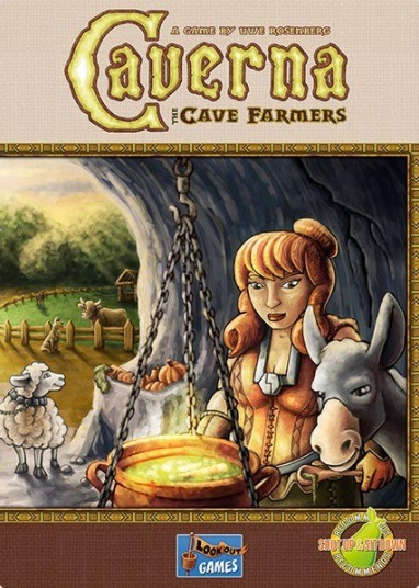 best farming board games caverna box