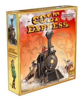 Top 10 Christmas Board Games Colt Express Box