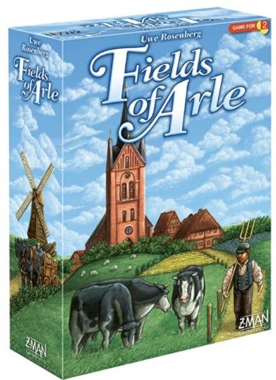 fields of arle box