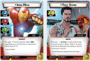 best marvel board games marvel-champions-iron-man