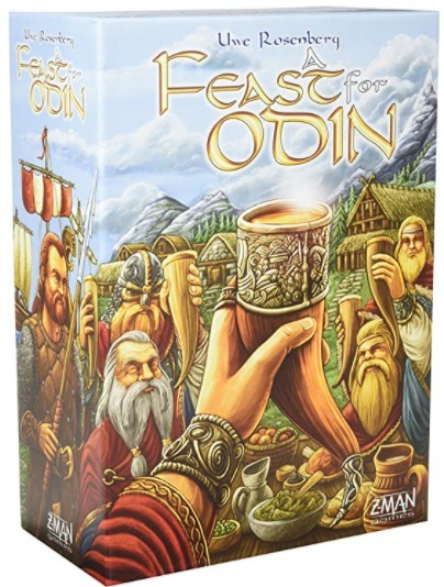 best viking board games a feast for odin box