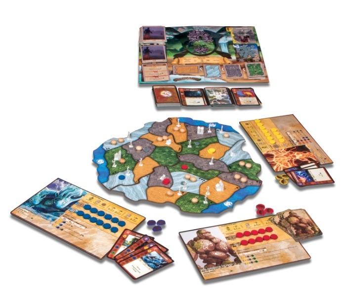 Best Solo Board Games Spirit Island Gameplay Overview