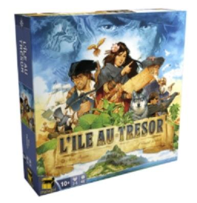 Top 10 Christmas Board Games Treasure Island Box