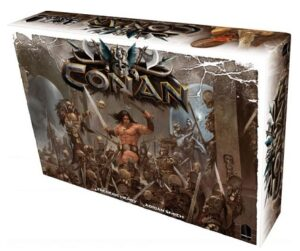 best dungeon crawler board games conan box