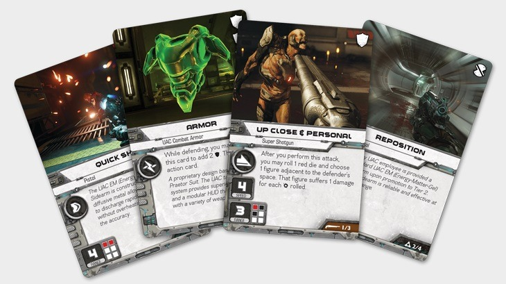 best dungeon crawler board games doom board game cards