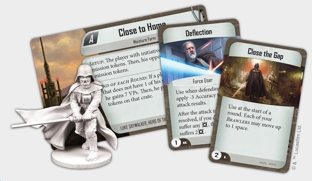 best dungeon crawler board games star wars imperial assault cards
