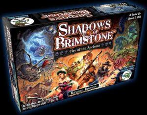 best dungeon crawler board games shadows of brimstone box
