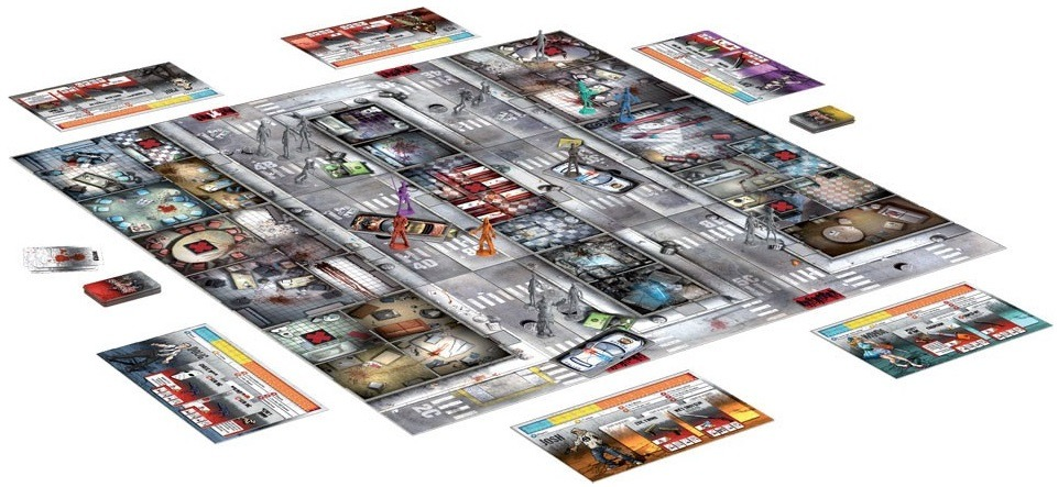 best dungeon crawler board games zombicide board
