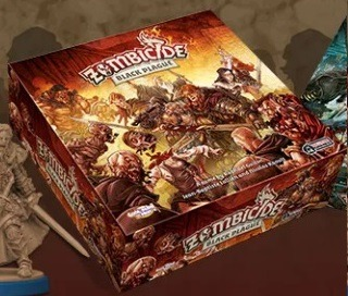 best dungeon crawler board games zombicide box
