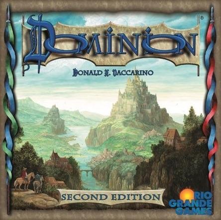 Most Popular Board Games Dominion Box