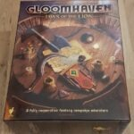 gloomhaven jaws of the lion review box