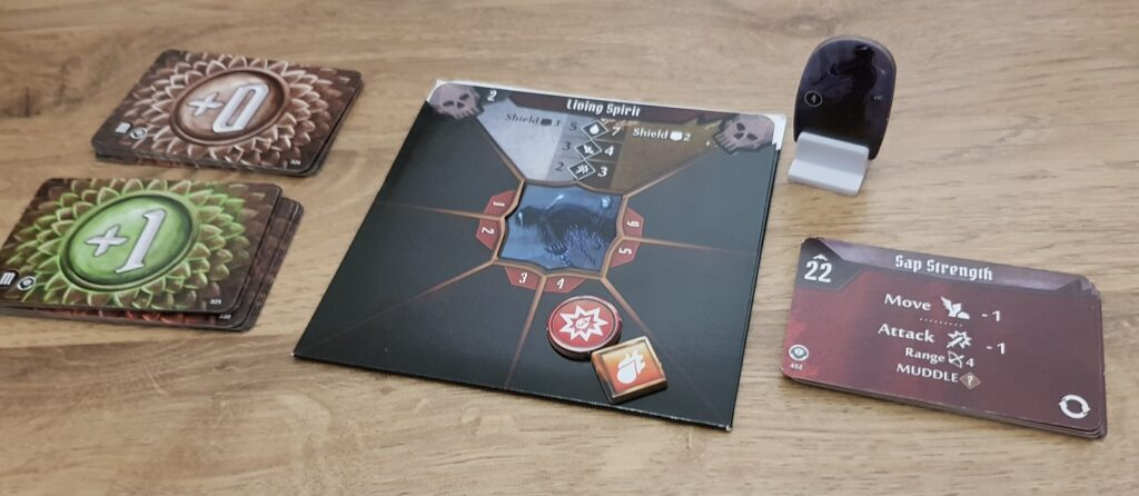 gloomhaven jaws of the lion review monster