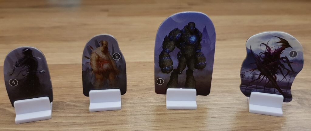gloomhaven jaws of the lion review monsters