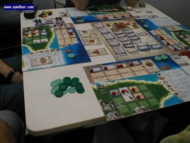 Most Popular Board Games Puerto Rico Board