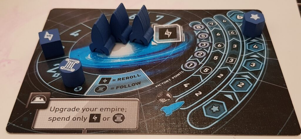why play board games tiny epic galaxies