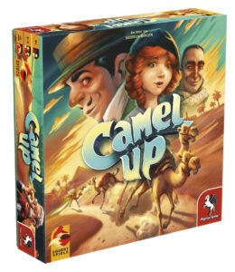 camel up review 2nd edition box