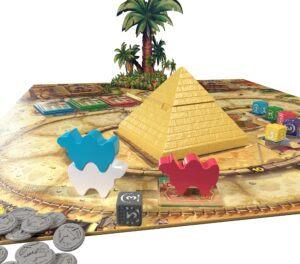 camel up review 2nd edition pyramid