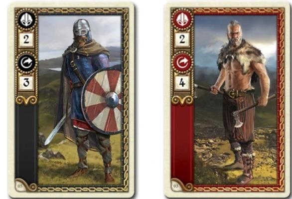best viking board games 878 vikings warrior cards