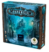 Best Detective Board Games Mysterium box