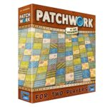 patchwork game review box