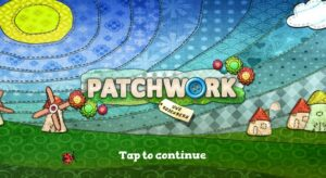 patchwork game review feature image