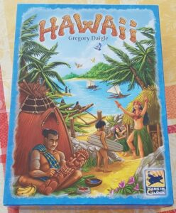 hawaii board game review box