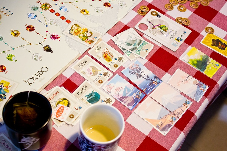 tokaido board game review overview