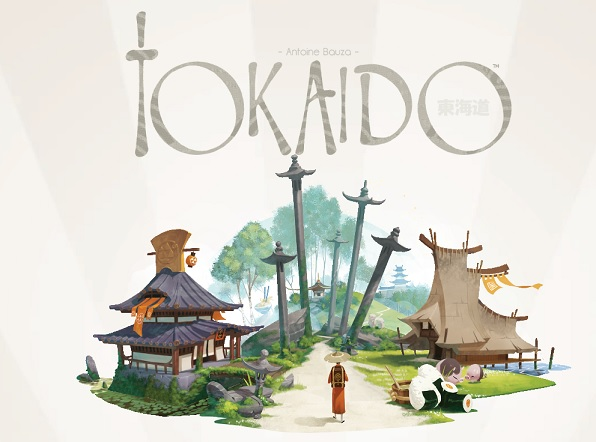 tokaido board game review title image
